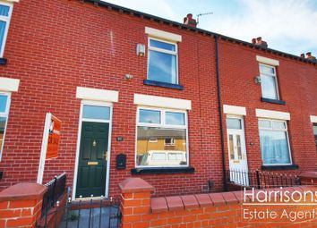 Thumbnail 2 bed terraced house for sale in Settle Street, Great Lever, Bolton, Lancashire. Offered With No Chain