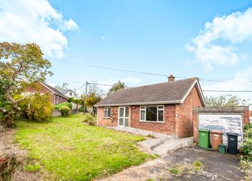 Thumbnail 2 bedroom detached bungalow for sale in Keydale Road, Wheatley, Oxford