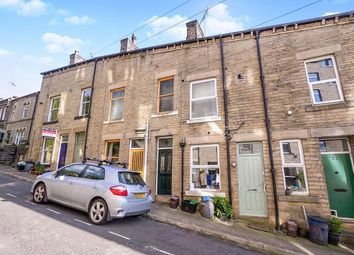 Thumbnail 2 bed terraced house to rent in Hangingroyd Road, Hebden Bridge