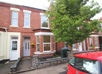Thumbnail 3 bed terraced house for sale in Beaconsfield Road, Stoke, Coventry