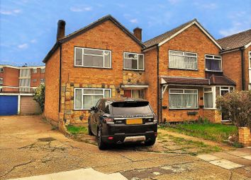 Thumbnail 3 bed end terrace house to rent in St Matthews Close, Hornchurch