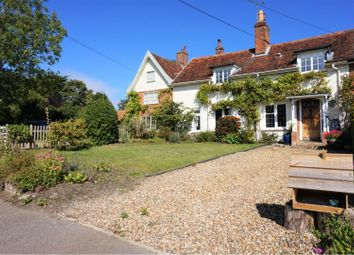 Thumbnail 4 bed semi-detached house for sale in The Street, Brandeston, Woodbridge
