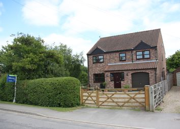 Thumbnail 5 bed detached house for sale in Station Road, Alne, York