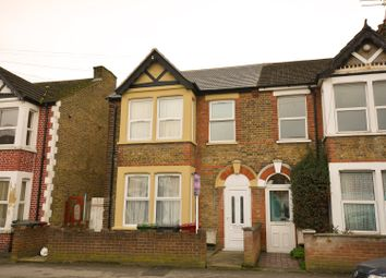 Thumbnail 4 bedroom semi-detached house for sale in Montem Lane, Slough