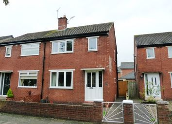 Thumbnail 2 bedroom semi-detached house to rent in Wood Street, Carlisle
