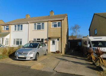 Thumbnail 3 bed semi-detached house for sale in Wynford Road, Frome