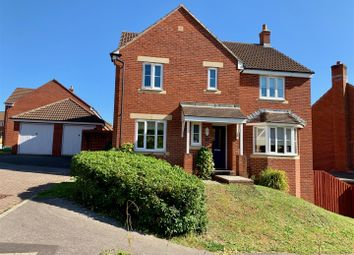 Thumbnail 4 bed detached house for sale in Mitchell Close, Plymstock, Plymouth