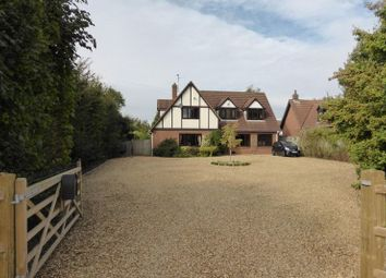 Thumbnail 5 bedroom detached house for sale in Broadgate, Sutton St. Edmund, Spalding