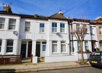 Thumbnail 3 bed flat for sale in Leverson Street, London