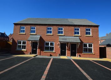 Thumbnail 2 bed end terrace house for sale in Foxglove Crescent, East Leake, Loughborough