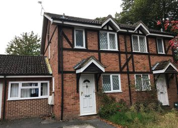 Thumbnail 3 bed semi-detached house for sale in Ravenfield, Englefield Green, Egham