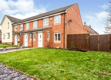 Thumbnail 3 bed end terrace house for sale in The Forge, Hempsted, Gloucester