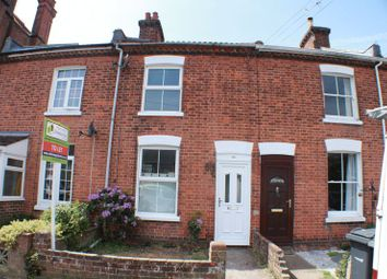 Thumbnail 2 bed terraced house to rent in Park Road, Gosport
