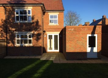 Thumbnail 4 bed semi-detached house for sale in Claremont Close, Winslow, Buckingham