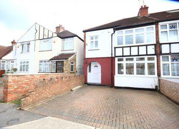 Thumbnail 4 bed semi-detached house to rent in Parkfield Avenue, Hillingdon, Uxbridge