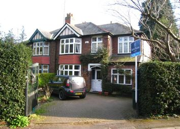 Thumbnail 4 bedroom semi-detached house for sale in Central Avenue, Coventry