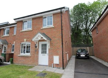 Thumbnail 3 bed end terrace house for sale in Woodland View, Abercarn, Newport