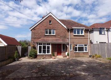 Thumbnail 4 bed detached house for sale in London Road, Ashington, Pulborough, West Sussex