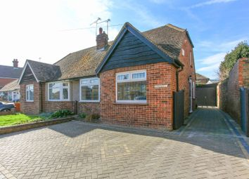 Thumbnail 3 bed semi-detached bungalow for sale in High Street, Minster, Ramsgate