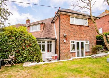 Thumbnail 4 bed semi-detached house for sale in Mountbatten Close, Hastings, East Sussex