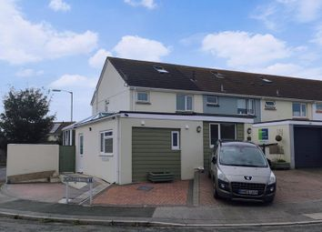 4 bed end terrace house for sale in Higher Well Close, Newquay TR7