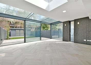 Thumbnail 3 bed flat for sale in Fordwych Road, West Hampstead Borders