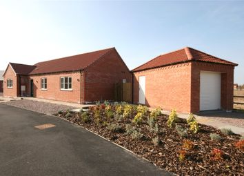 Thumbnail 3 bedroom bungalow for sale in Gamekeeper Close, Holbeach