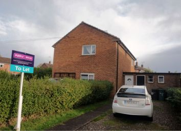 Thumbnail 2 bed flat to rent in Bush Road, Christleton, Chester