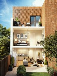 Thumbnail 4 bedroom terraced house for sale in Southampton Way, Camberwell, London
