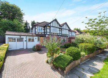 Thumbnail 3 bed semi-detached house for sale in London, Kingston Vale, London