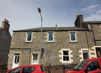 Thumbnail 3 bed flat for sale in Curror Street, Selkirk