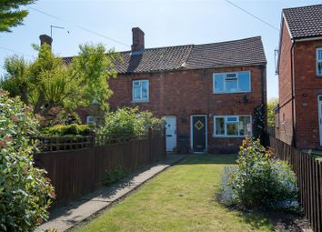 Thumbnail 2 bed end terrace house for sale in Main Road, Hundleby, Spilsby