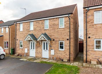 2 bed property for sale in Plover Way, Scunthorpe DN16