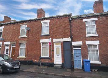 2 bed terraced house for sale in Peel Street, Derby DE22