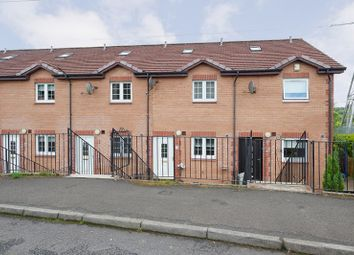 Thumbnail 3 bed town house for sale in Erradale Street, Glasgow