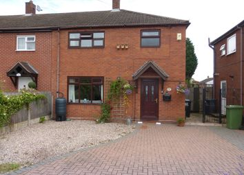 Thumbnail 3 bed end terrace house for sale in Tame Bank, Kingsbury, Tamworth