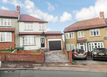 Thumbnail 3 bed semi-detached house to rent in Grosvenor Avenue, Swalwell, Newcastle Upon Tyne