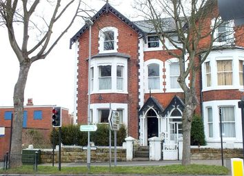 Thumbnail 1 bed flat to rent in Flat 3, 12 Filey Road, Scarborough