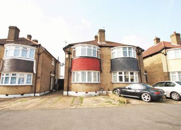 Thumbnail 3 bed semi-detached house to rent in Brixham Road, Welling, Kent