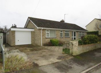 Thumbnail 2 bed detached bungalow for sale in Cage Lane, Stretham, Ely