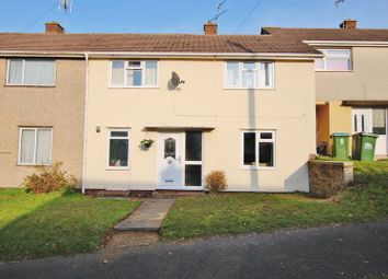 Thumbnail 2 bedroom terraced house for sale in Bramdean Road, West End, Southampton