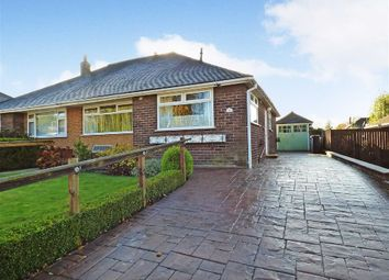 Thumbnail 3 bedroom semi-detached bungalow for sale in Joseph Crescent, Alsager, Stoke-On-Trent