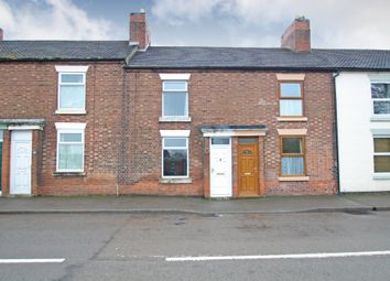 Thumbnail 3 bed terraced house for sale in Linton Heath, Linton, Swadlincote