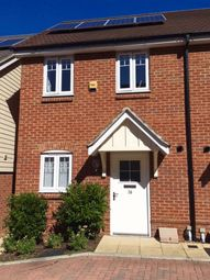 Thumbnail 2 bed semi-detached house to rent in Elham Crescent, Dartford