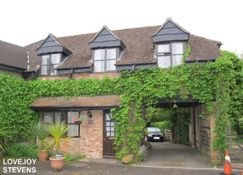 Thumbnail 3 bed semi-detached house for sale in Chapel Row, Bucklebury