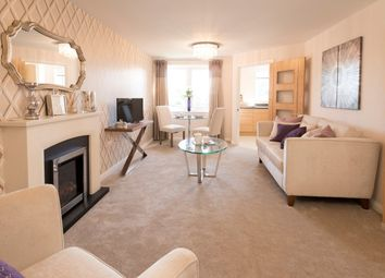 "Thumbnail 2 bedroom flat for sale in ""Typical 2 Bedroom"" at Cooks Court, Manor Road, Crosby, Liverpool"