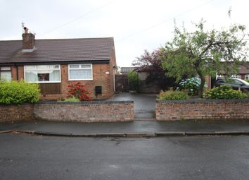 Thumbnail 2 bedroom bungalow for sale in Haweswater Close, Denton, Manchester