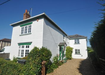 Thumbnail 4 bed detached house to rent in Red Street, Southfleet, Gravesend