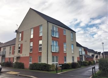 Thumbnail 2 bed flat to rent in Younghayes Road, Cranbrook, Exeter