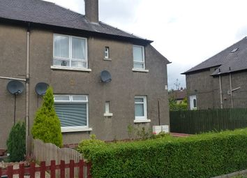 Thumbnail 1 bed flat to rent in Orchard Street, Grangemouth
